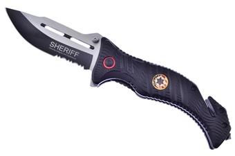 "5"" Black Aluminum Snapshot Tactical"
