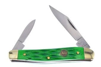 "3"" 2 Blade Green Pick Bone 4116 German Steel"