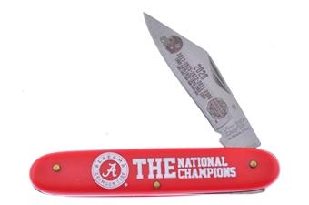 "3"" Alabama Natcmp Red Novelty"