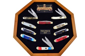 Closeout Steel Warrior Trapper Collection (10pc)