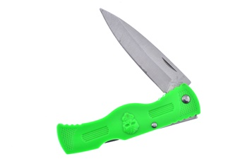 Out Of Box Lime Green Tactical Folder (1pc)