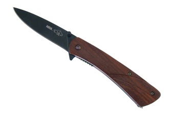 Closeout Nra Rosewood Folder (1pc)