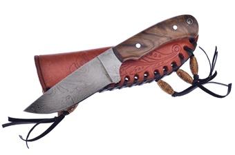 Prototype Burlqood Damascus Skinner (1pc)