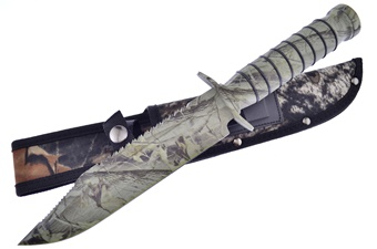 Closeout Whiteoak Camo Bowie (1pc)