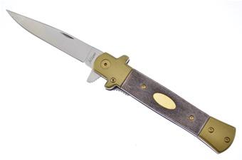 Closeout Grey Wood Stiletto (1pc)