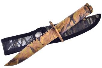 Closeout Jr Scout Survival Knife (1pc