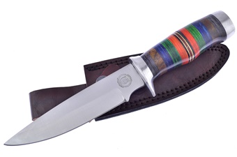 Closeout Pecos Spirit Bowie (1pc)