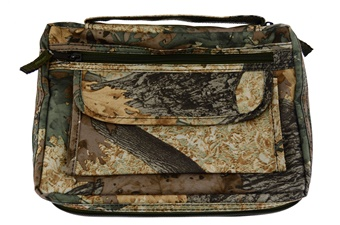 Closeout Camo Bible Cover (1pc)