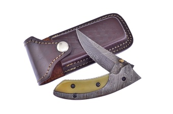 Closeout Wild Turky Damascus Folder (1pc