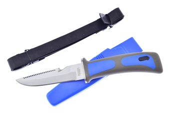 Closeout Blue Diver's Knife (1pc)