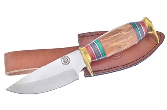 Closeout Olivewood Skinner (1pc)