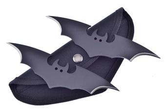 Closeout Black Bat Throwers (1pc)