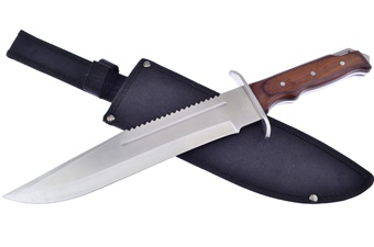Closeout Wood Bowie (1pc)