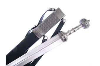 Closeout Immortals Hoplite Sword (1pc