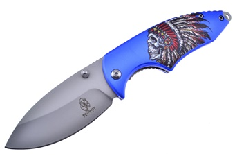 Closeout Big Chief Blue Snapshot (1pc)
