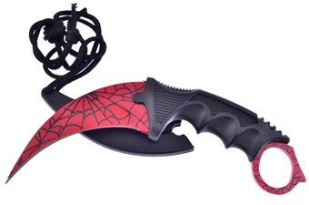 Prototype Spiderweb Karambit (1pc)