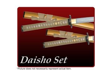 Sportsman's Daisho (3pcs)