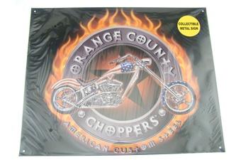Orange County Choppers Tin (1pc)