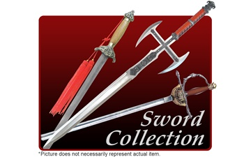 Santas Sleigh Of Swords(4pcs)