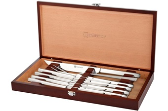 Wüsthof 10 Piece Steak Knife & Carving Set(1