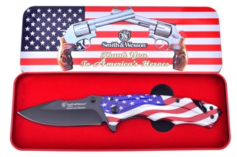 Smith&Wesson American Hero (1pc)