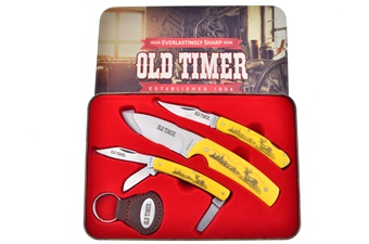 Old Timer Schrimshaw Gift Collection(1