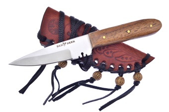Red Deer Patch Knife (1pc)