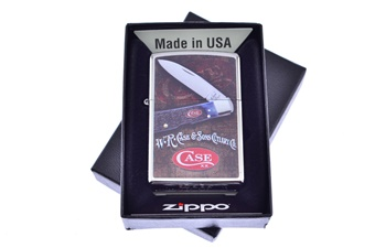 Case Zippo Tribal Lock Lighter(1
