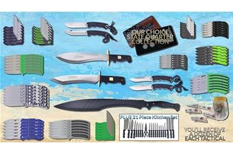 Summer Blades (209 Pcs)