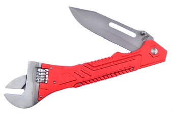 Firefighter's Wrench Knife (1pc)