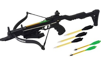 Shredder Bolt Action Crossbow (1