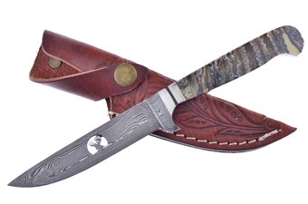 H&R Mammoth Damascus Deer (1pc)