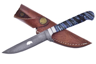 H&R Blue Mammoth Damascus Boar (1pc