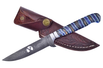 H&R Blue Mammoth Damascus Deer (1pc)