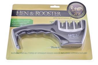 Hen & Rooster Sharpener (1pc)
