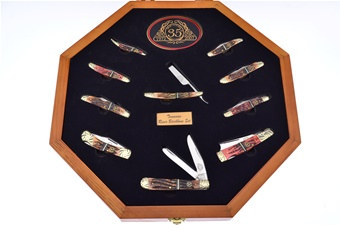 35th Frost Cutlery Set (1pc)