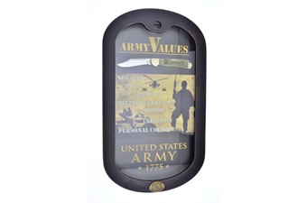 Case Army Values (1pc)
