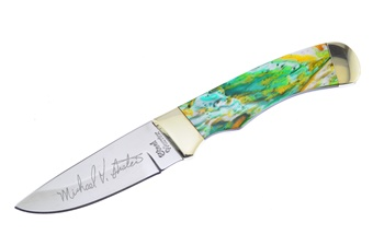 Michael Prater Emerald River Skinner (1pc)