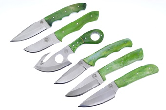 Green Appaloosa Chipaway (6pcs)