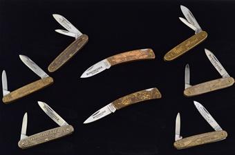 Rare Winchester Bronze (8pcs)