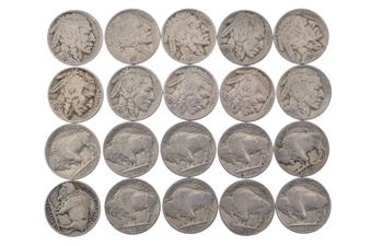 Buffalo Nickel Pack (20pcs)