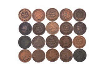 Indian Head Penny Pack (20pcs)