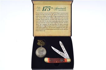 Hen + Rooster 175th Anniversary Trapper (1p