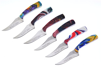 Michael Prater Sharp Finger Select (6pc