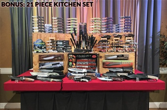 For Your Knives Only (95pcs)