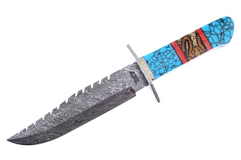 Painted Pony Canyon Trail Damascus (1pc)