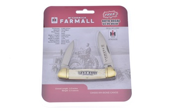 Farmall Harvester Canoe (1pc)
