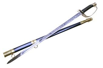 Civil War Foot Officer Sword (1p