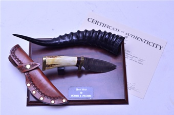 Prater North Stag Damascus (1pc)