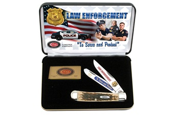Case Law Enforcement Set (1pc)
